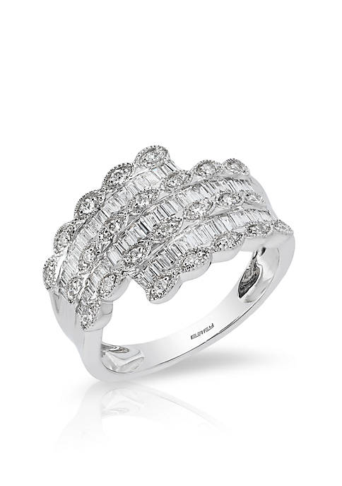 Effy® 5/8 ct. t.w. Diamond Band Ring in