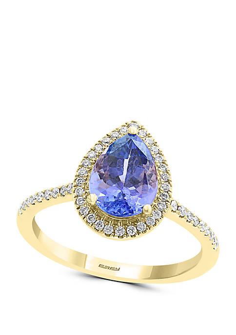 Effy® 1/4 ct. t.w. Diamond, 1.52 ct. t.w.