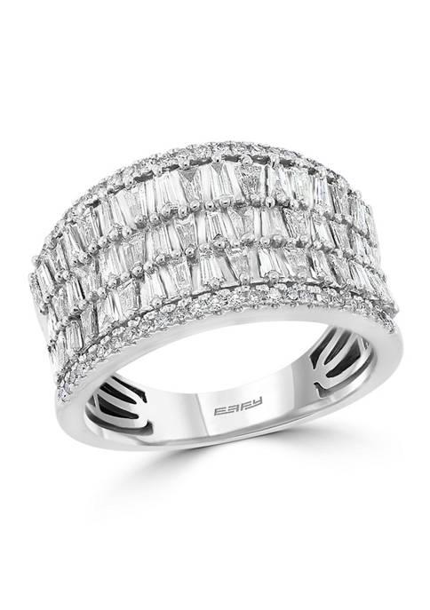 Effy® 1.14 ct. t.w. Diamond Ring in 14K