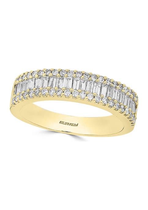 Effy® 3/4 ct. t.w. Diamonds Ring in 14k