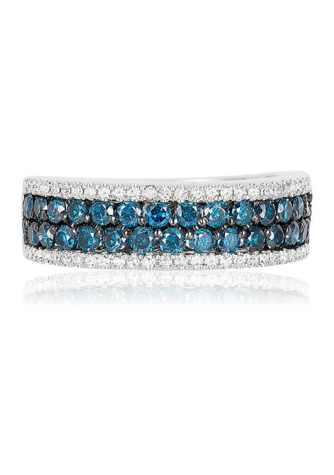 Effy® 1.12 ct. t.w. Diamond Ring in 14K