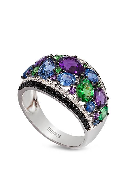Effy® 1/2 ct. t.w. Diamond, Black Diamond, Natural