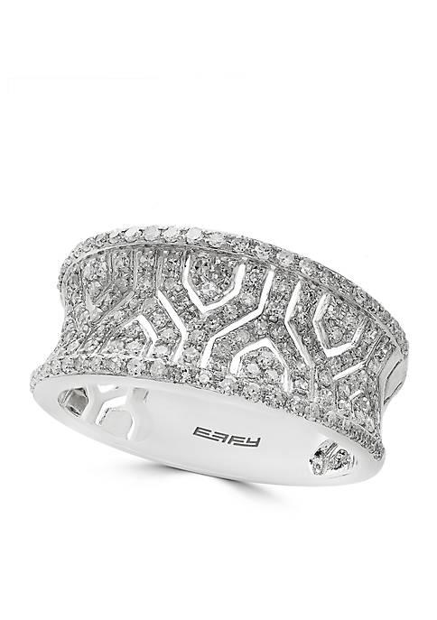 Effy® 1/2 ct. t.w. Diamond Band Ring in