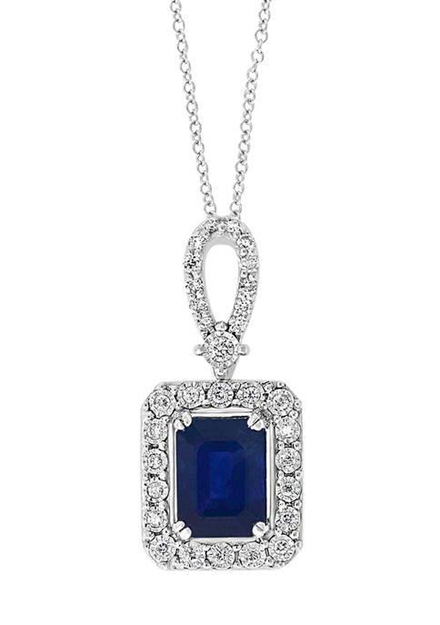 Effy® 1/5 ct. t.w. Diamond and 1.52 ct.