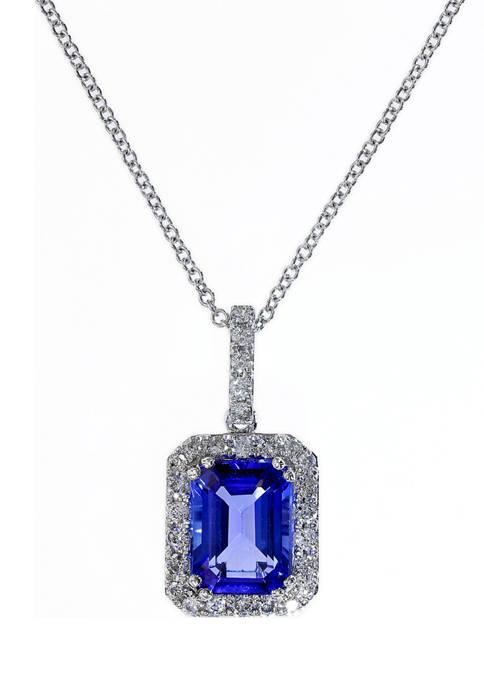 Effy® 1/4 ct. t.w. Diamond and 1.33 ct.