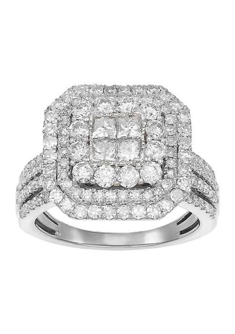 Belk & Co. 2 ct. t.w. Diamond Engagement