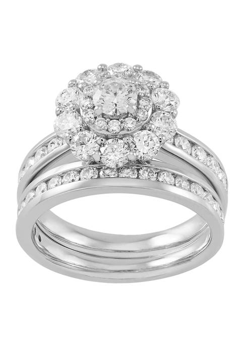 Belk & Co. 2.5 ct. t.w. Diamond Bridal