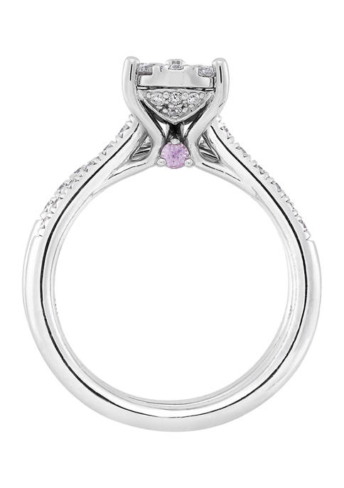 Belk & Co. 1 ct. t.w. Pear Diamond