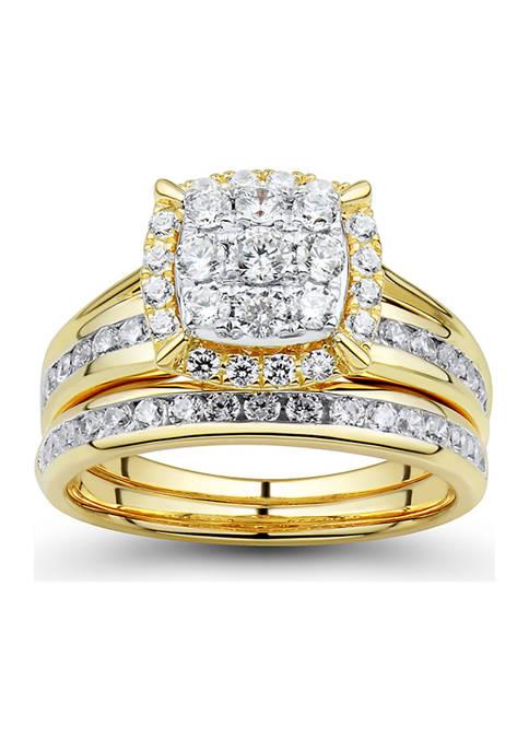 Belk & Co. 1 ct. t.w, Diamond Bridal