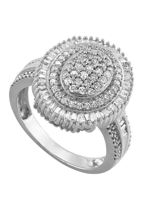 Belk & Co. 1.03 ct. t.w Diamond Sterling