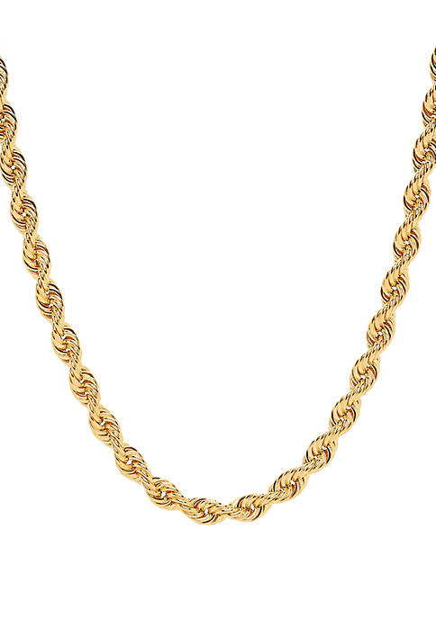 Belk & Co. 10k Yellow Gold 24 Inch