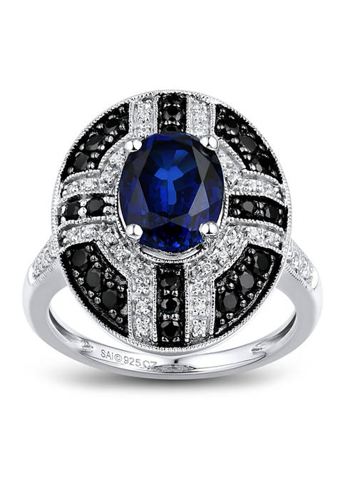 Belk & Co. 2.2 ct. t.w. Sapphire and