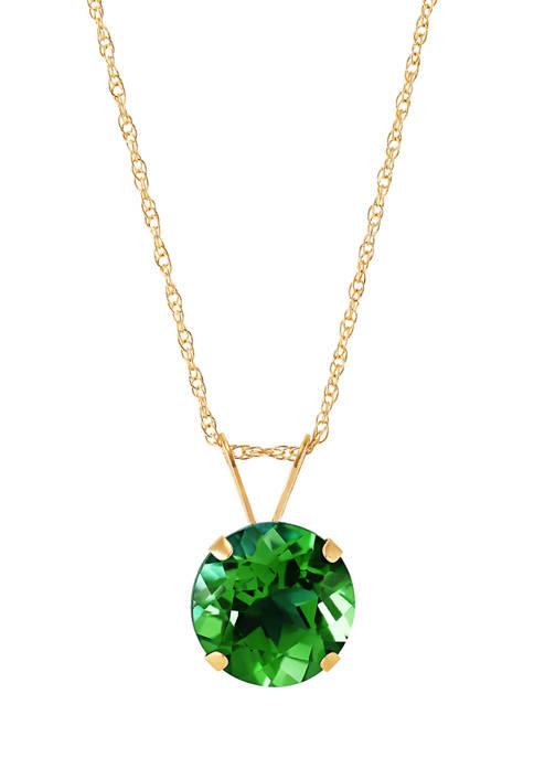 Belk & Co. 1.75 ct. t.w. Created Emerald