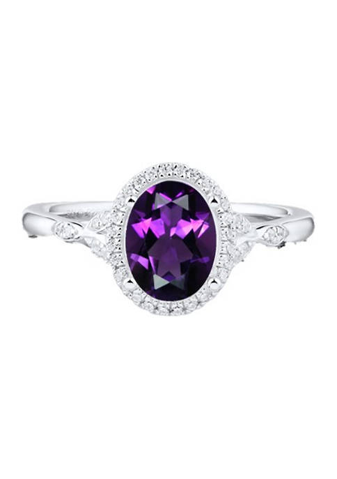 Belk & Co. 1.63 ct. t.w. Amethyst and