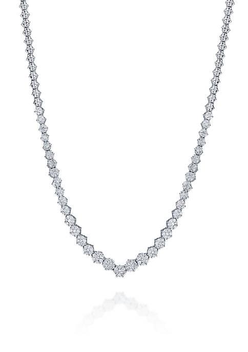 Belk & Co. 3.0 ct. t.w. Diamond Necklace