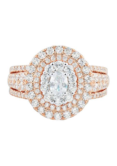 Belk & Co. 1.5 ct. t.w. Diamond Engagement