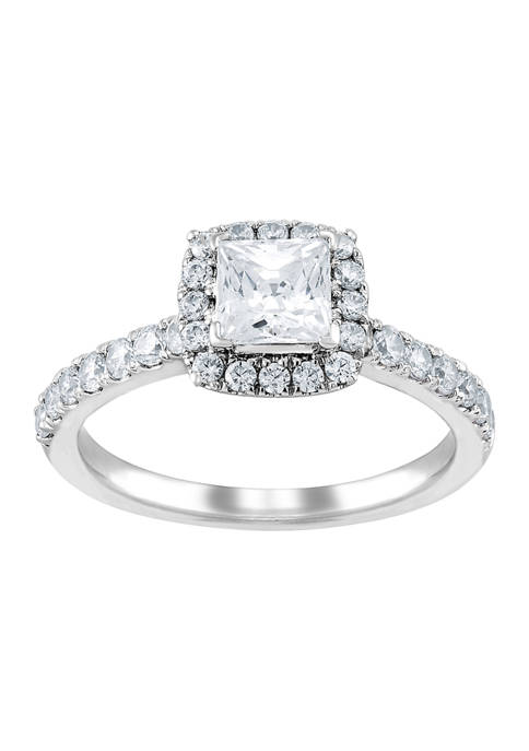 Belk & Co. 1.25 ct. t.w. Lab Created
