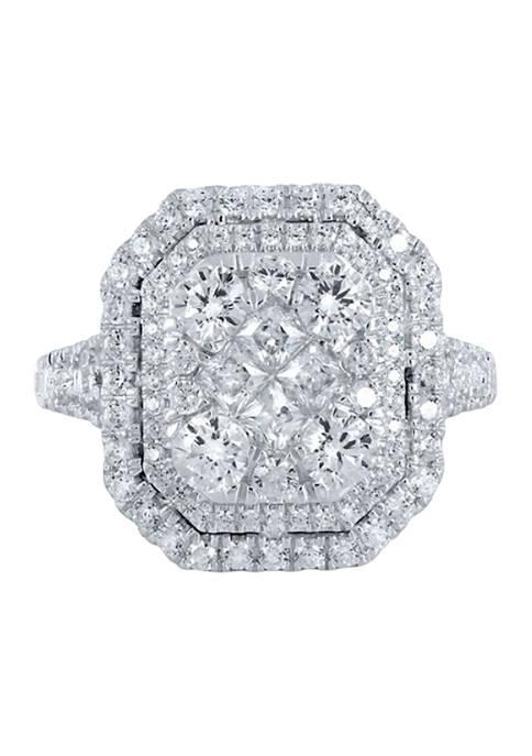 Belk & Co. 1 ct. t.w. Diamond Ring
