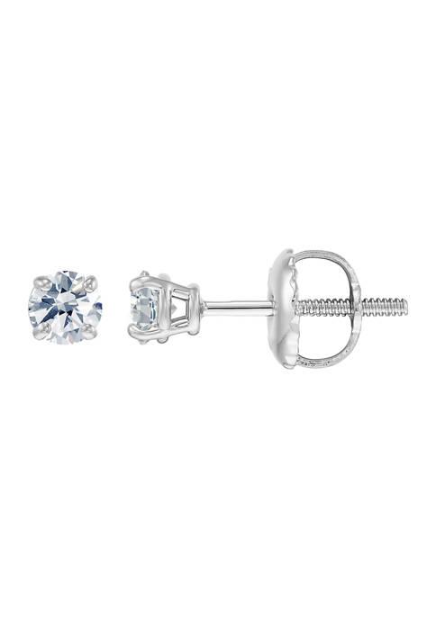 Belk & Co. 1/3 ct. t.w. Diamond Stud