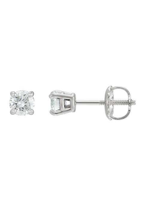 Belk & Co. 1/2 ct. t.w. Solitaire Diamond