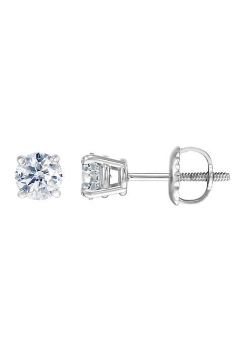 Belk & Co. 3/4 ct. t.w. Diamond Earrings