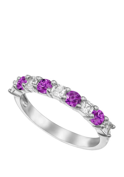 Belk & Co. 9/10 ct. t.w. Amethyst and