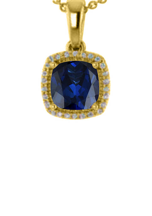 Belk & Co. 1.21 ct. t.w Lab Created