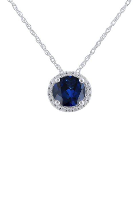 Belk & Co. 2.5 ct. t.w. Lab Created