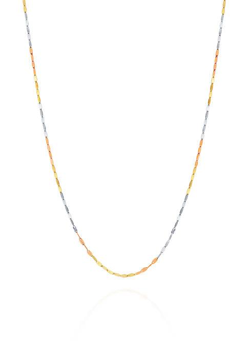 Belk & Co. 14k Yellow Gold, White Gold