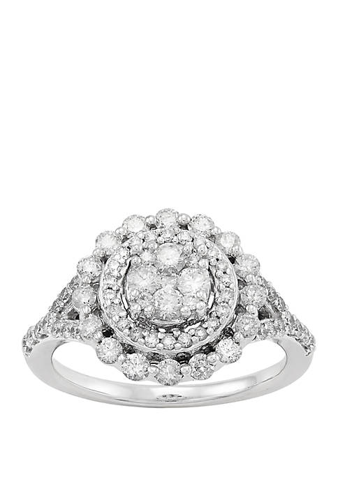 Belk & Co. 1 ct. t.w. Diamond Ring