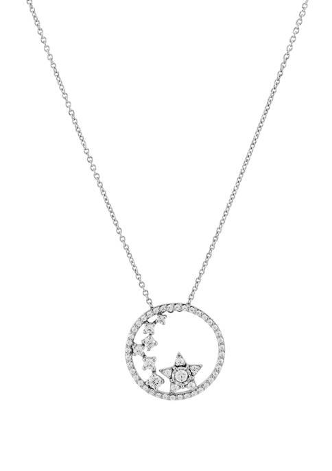 Belk & Co. 1/3 ct. t.w. Diamond Pendant