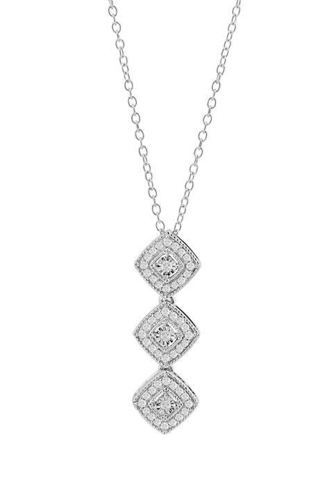 Belk & Co. 1/4 ct. t.w. Diamond Linear