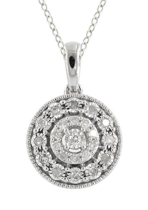Belk & Co. 1/4 ct. t.w. Round Diamond
