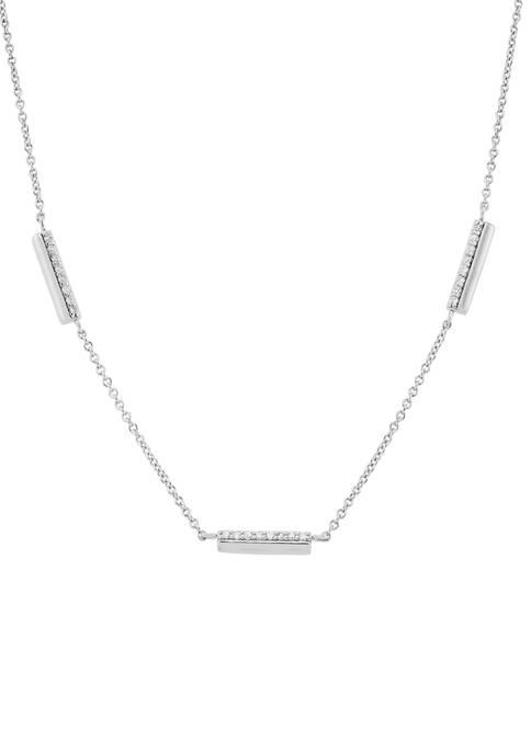Belk & Co. 1/10 ct. tw. Diamond Necklace