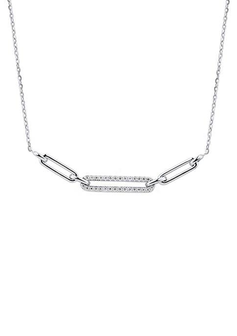 Belk & Co. 1/6 ct. t.w. Diamond Necklace