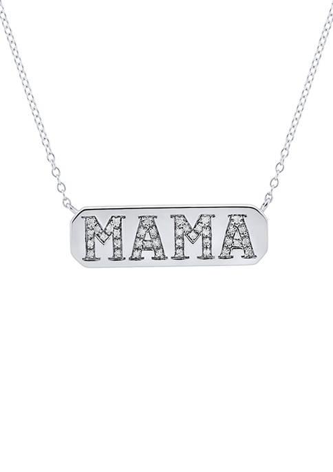 Belk & Co. 1/8 ct. t.w. Diamond Mama