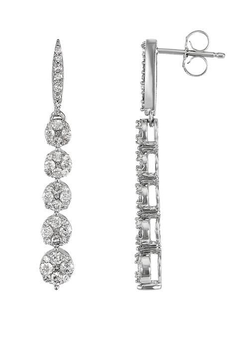 Belk & Co. 1 ct. t.w. Diamond Drop