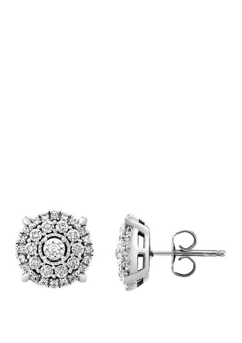Belk & Co. 1/3 ct. t.w. Diamond Earrings