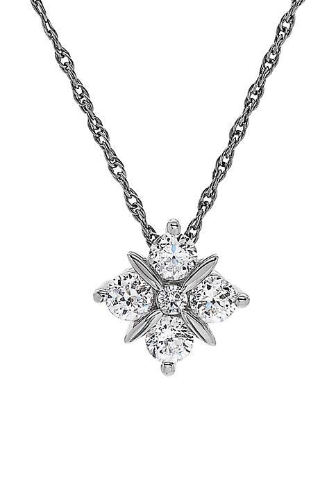 Belk & Co. 3/8 ct. t.w. Diamond Shape