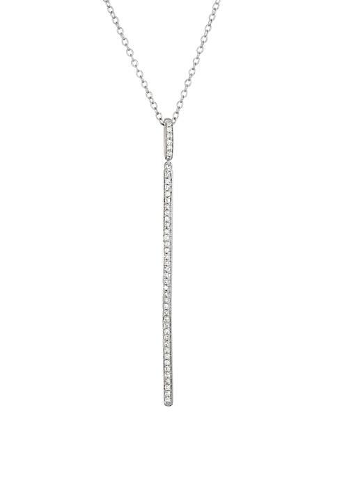 Belk & Co. 1/5 ct. t.w. Diamond Stick