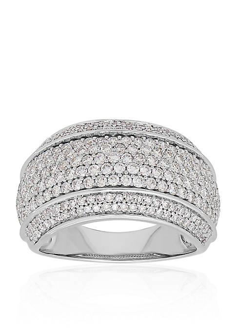 1.50 ct. t.w. Diamond Band in 14K White Gold
