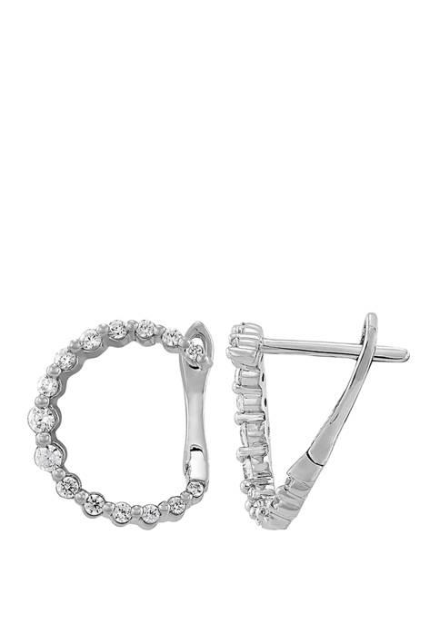 Belk & Co. 1/3 ct. t.w. Diamond Earring
