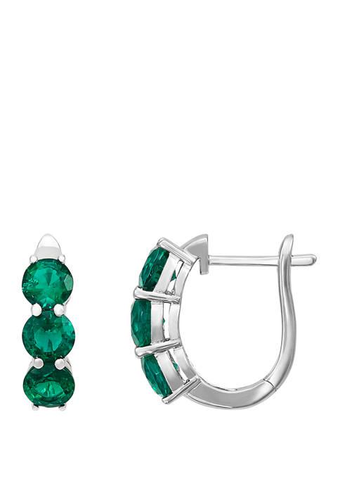 Belk & Co. 2.64 ct. t.w. Created Emerald