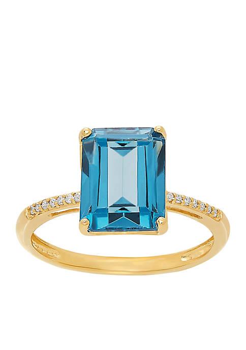 Belk & Co. 0.042 ct. t.w. Diamond and