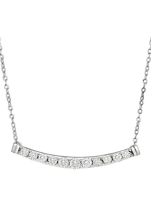 Belk & Co. 1/4 ct. t.w. Diamond Curve
