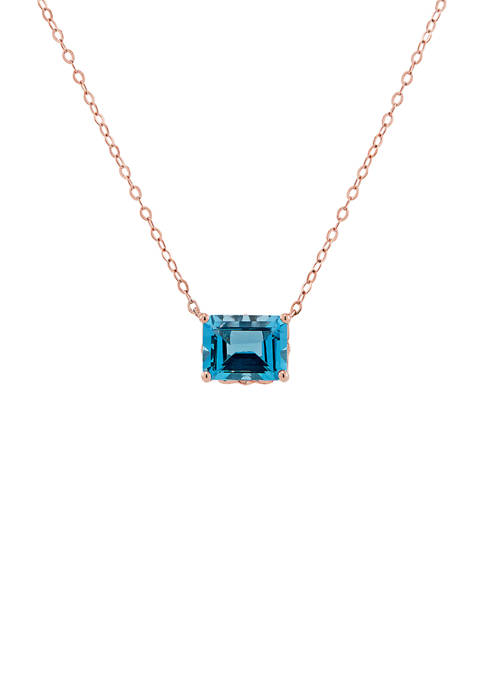 Belk & Co. 2.83 ct. t.w. Swiss Blue