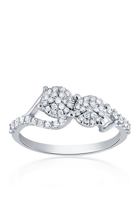 Belk & Co. 0.338 ct. t.w. Diamond Ring