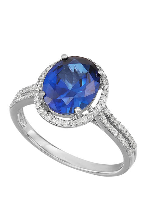 Belk & Co. 3.4 ct. t.w. Sapphire and