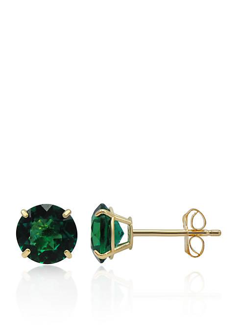 Belk & Co. 1.5 ct. t.w. Emerald Stud