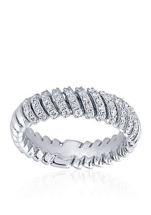 Belk & Co. 0.495 ct. t.w. Diamond Anniversary